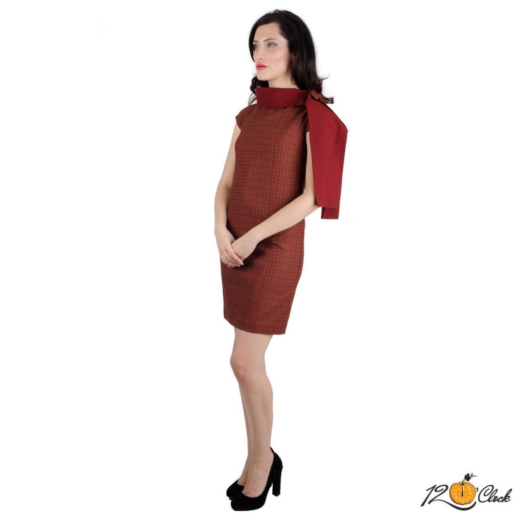 официална права рокля