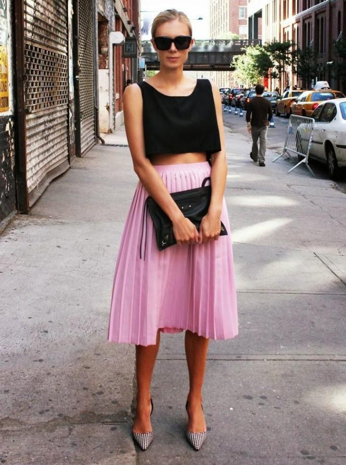 розова пола
