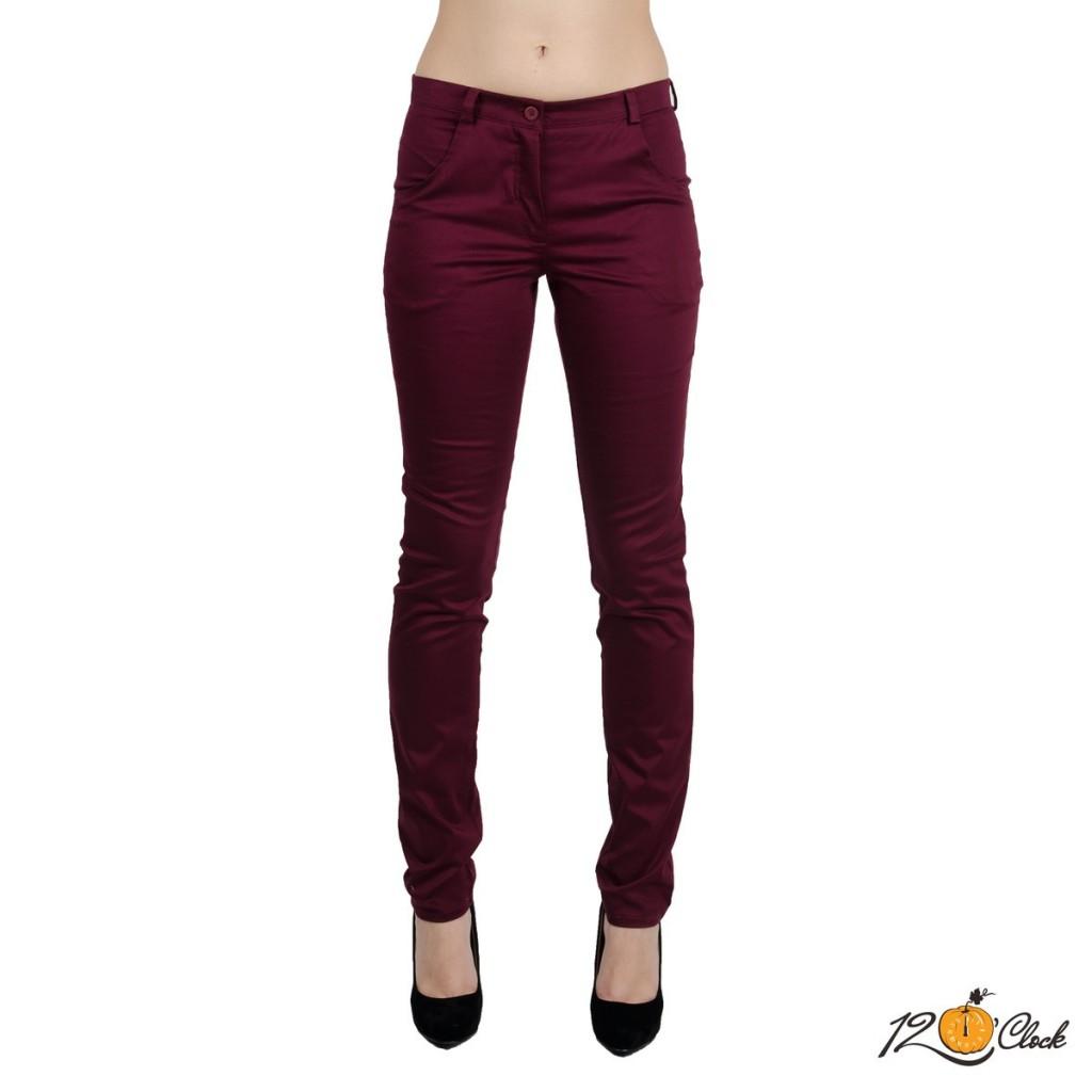 спортно елегантния модел панталон