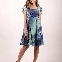 рокля за лятото