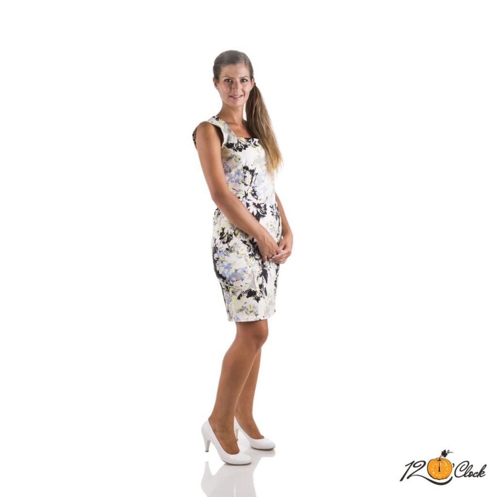 трикотажна рокля