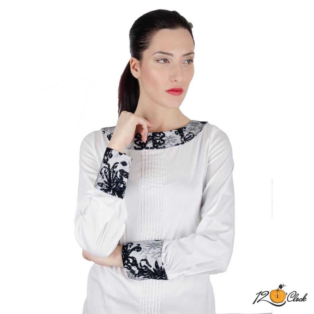 Свободна бяла риза