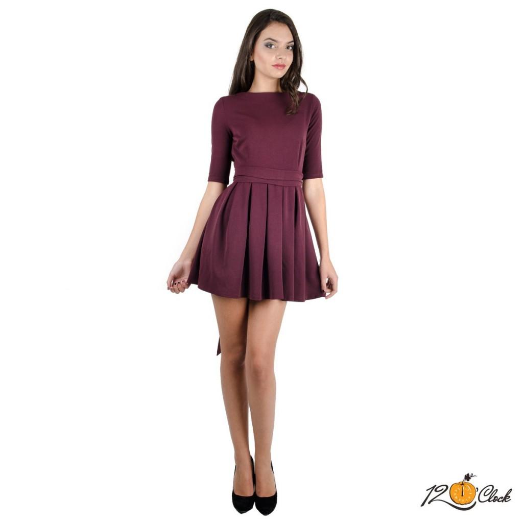 рокля с пола на канони