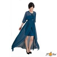 рокля до коляното