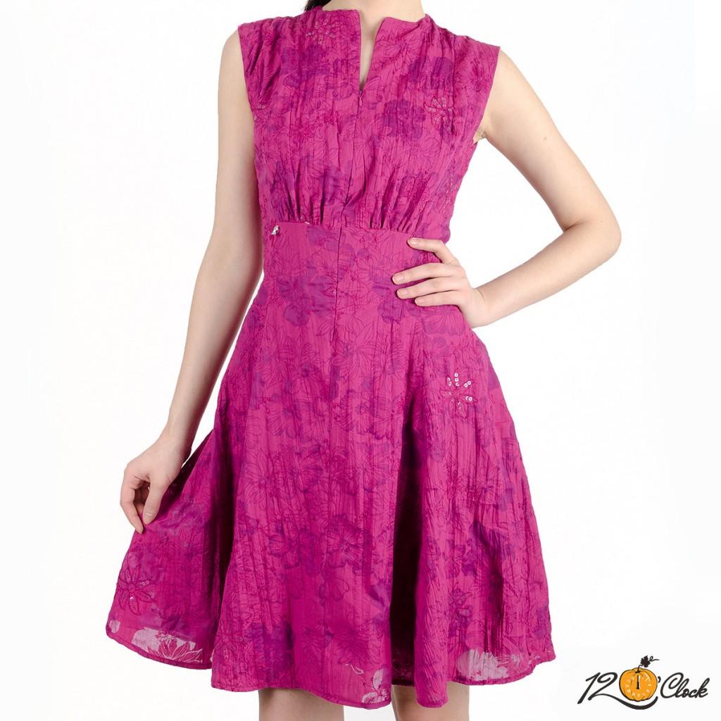 рокля с хастар