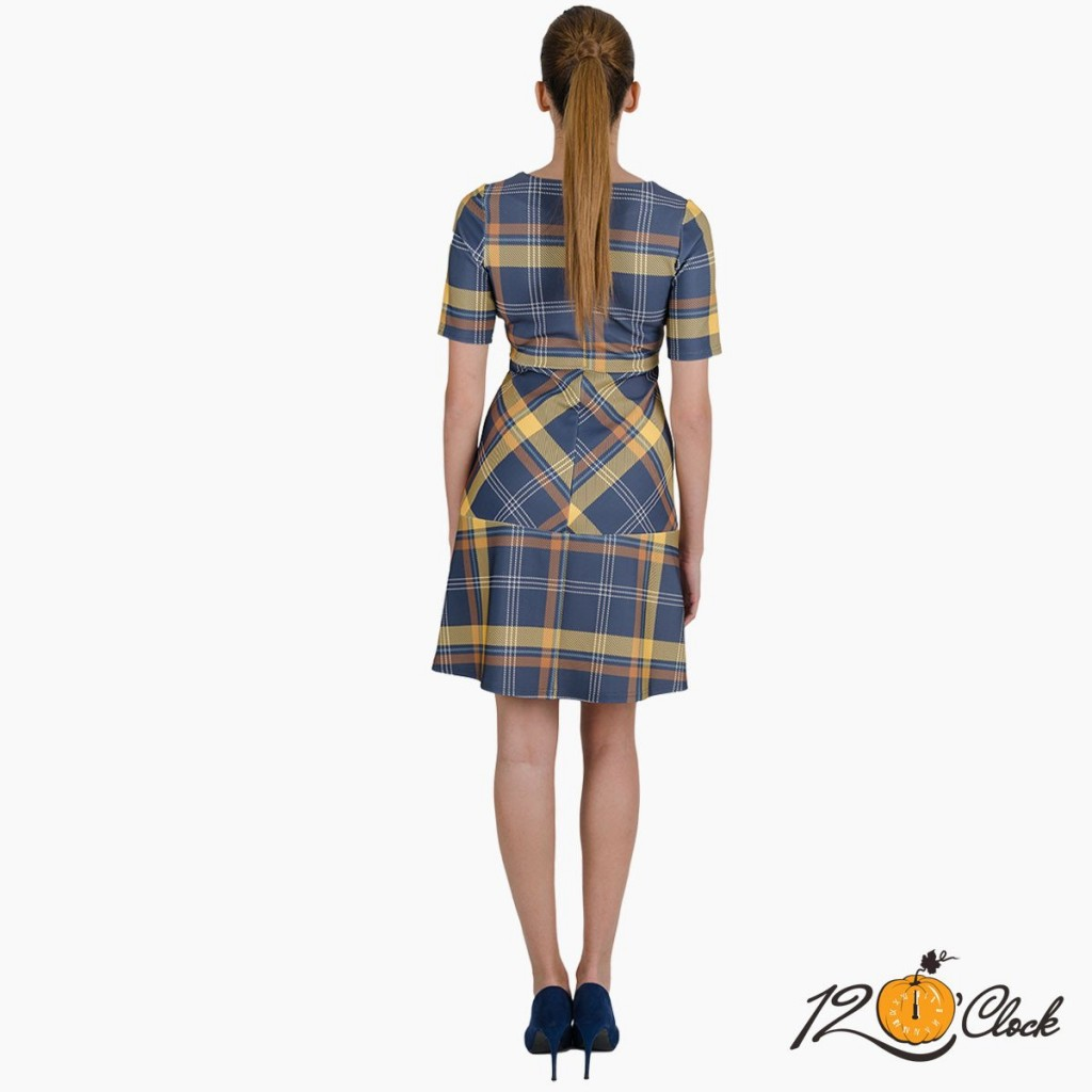 рокля за есента