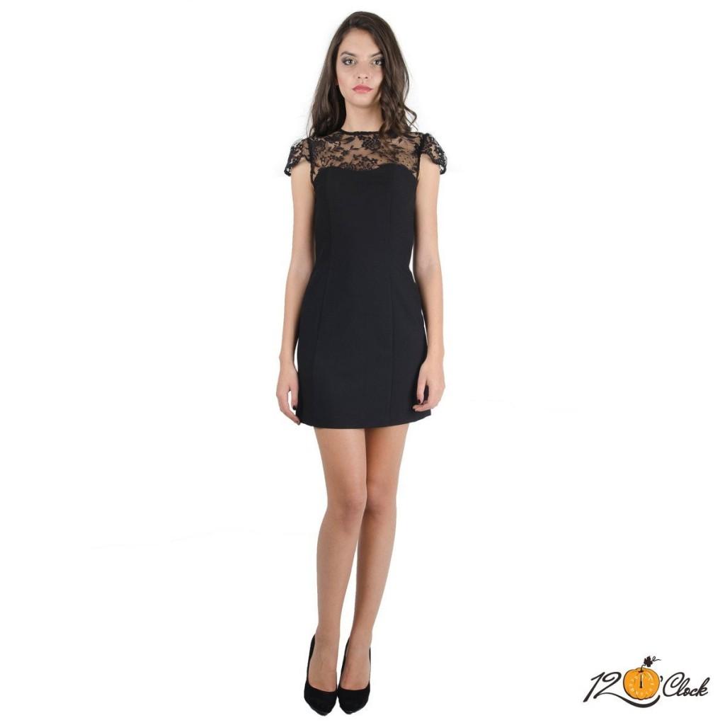 """черна рокля """"Ноар"""""""