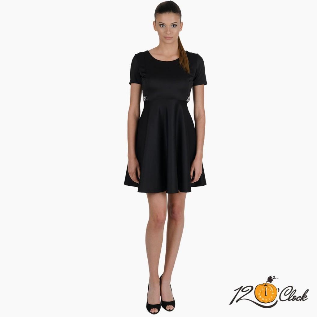 разкроен рокля от трико