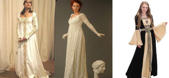 рокля за прикриване на корема