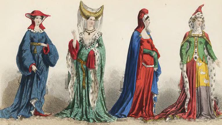роклите през вековете
