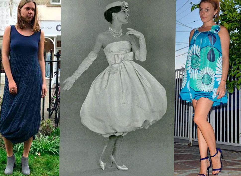 рокля за пълни дами