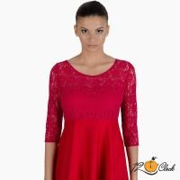 рокля за абитуриентски бал