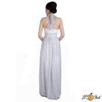 дълга рокля за романтична вечер