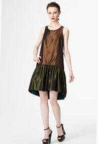 ретро рокля