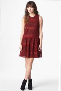 рокля според фигурата