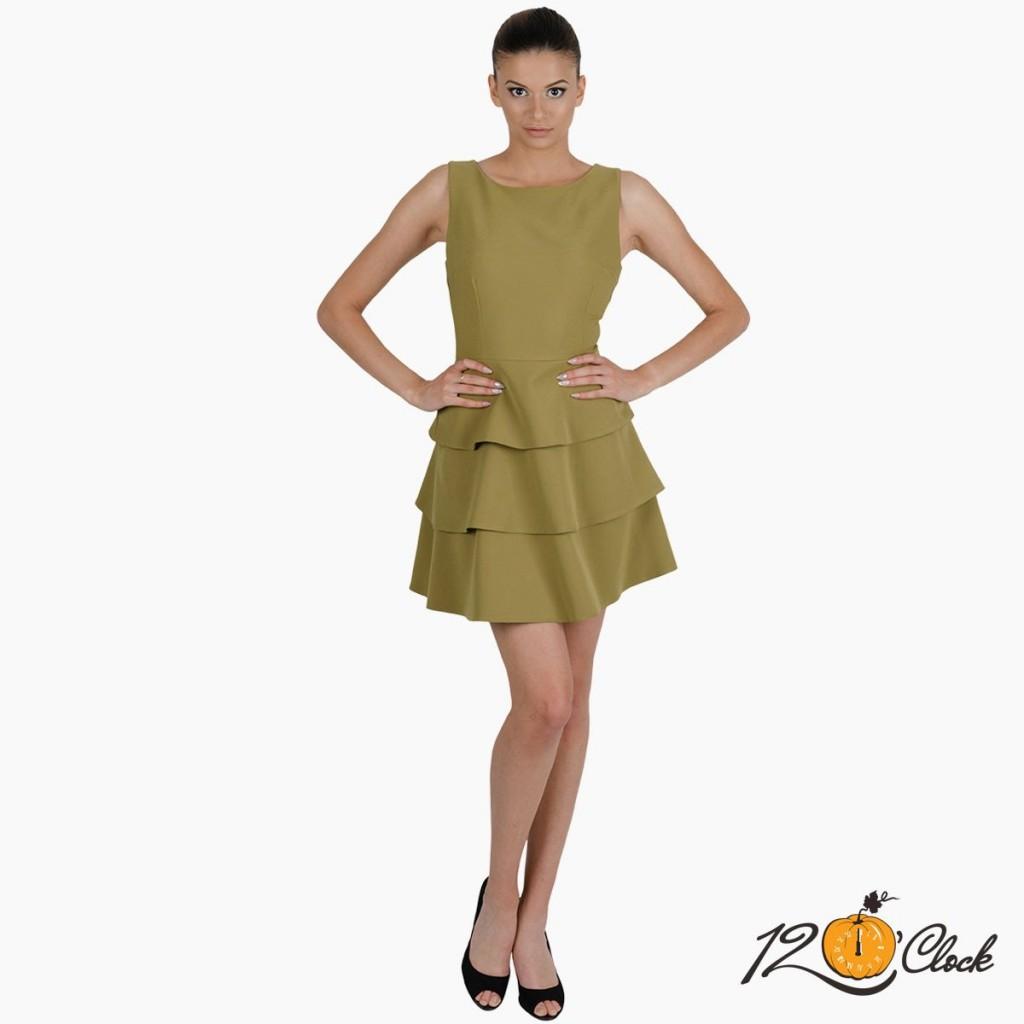 """рокля """"Волани"""""""
