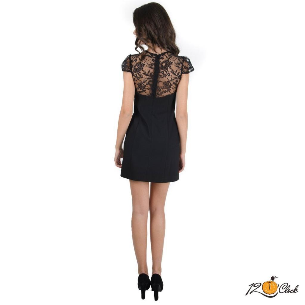 """малката черна рокля """"Ноар"""""""