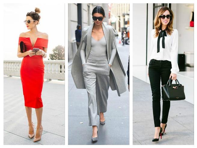 Минимализм в дамската мода