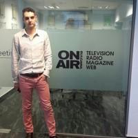 Модният дизайнер на Twelve O'clock Ангел Дулчев